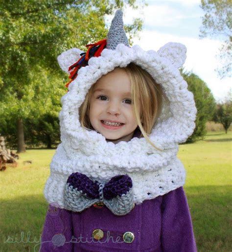 unicorn cowl pattern sparkles the unicorn cowl crochet pattern by silly