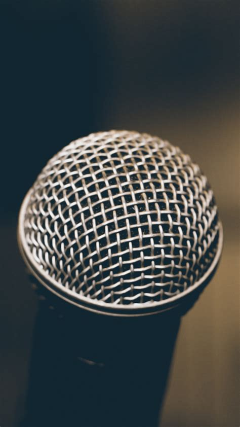 microphone mobile microphone hd wallpaper for your mobile phone
