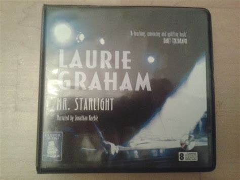 Book Review Mr Starlight By Laurie Graham by Mr Starlight Written By Laurie Graham Performed By