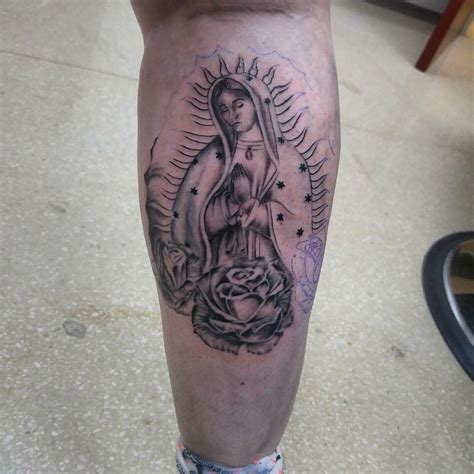 virgen de guadalupe tattoos designs virgen de guadalupe en proceso tattoos