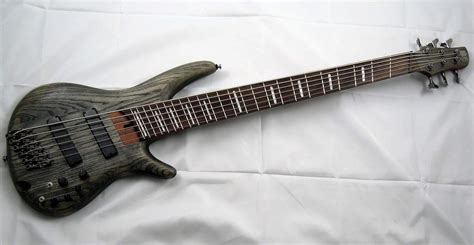 ibanez fanned fret bass 6 string sold ibanez 2015 bass workshop srff806 fanned fret 6