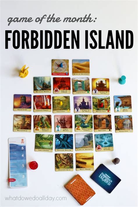 forbidden island books of the month forbidden island