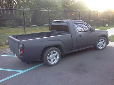 chevy colorado lowered lowered colorado set up s with picture s page 3