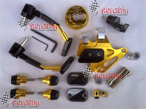 Cover Kunci Kontak Ibad Gold Yamaha jual paket 1 aksesoris yamaha nmax n max gold di