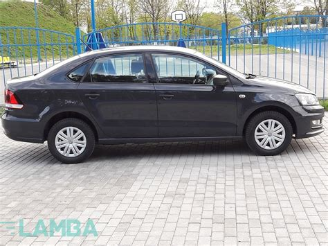 volkswagen polo sedan 2015 аренда volkswagen polo sedan 2015 г в краткосрочно