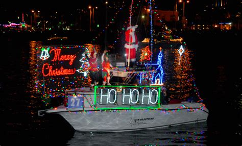 oceanside boat parade 2017 san diego bay parade of lights for the boating community