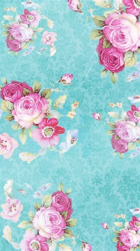 shabby chic floral wallpaper best 25 pink floral background ideas on