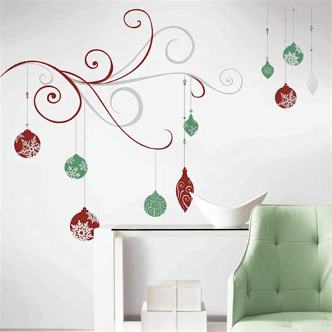 glitter wall sticker scroll glitter wall decals