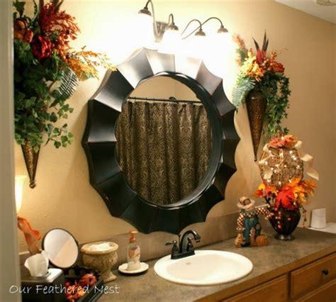 Fall Bathroom Decor 9 Best Fall Bathroom Decor Images On Pinterest Bathroom Ideas Bathrooms Decor And Fall Decorating