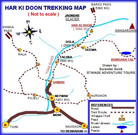 har map map har ki doon valley