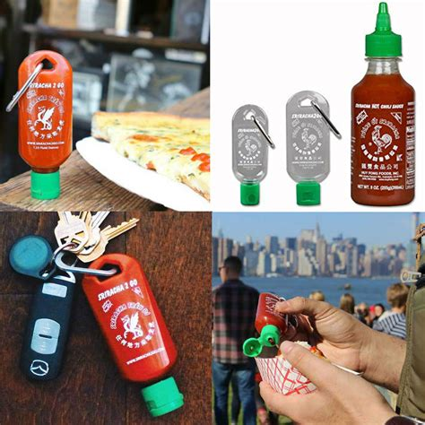 sriracha keychain shut up and take my money cool gadgets and geeky products