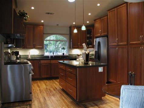 Black Brown Kitchen Cabinets Kitchen Decor Idea Brown Kitchen Cabinets Pictures