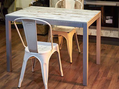 tavoli allungabili in offerta tavolo allungabile piano in legno anticato nuovimondi