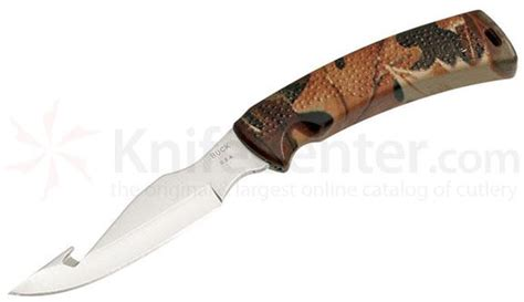 how to gut a buck buck caping gut hook knife fixed blade 7 1 8 quot overal with