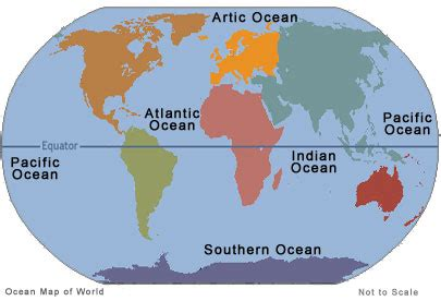 printable world map showing continents and oceans 7 continents map science trends