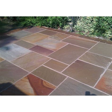 indian sandstone and natural stone sealer for patios and