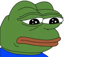 Depressed Frog Meme - read this could images of 4chan s sad frog meme