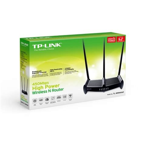 Wireless Router 450mbps Tl Wr941hp tp link tl wr941hp price in bangladesh tech