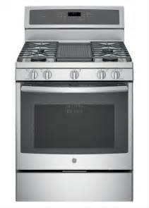 Range Home Depot by Ge Profile 30 In 5 6 Cu Ft Gas Range With Self Cleaning