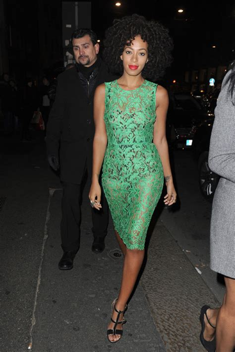 Solange Knowles Wardrobe by Solange Knowles Style Diary Of The Dj Du Jour Foto 1