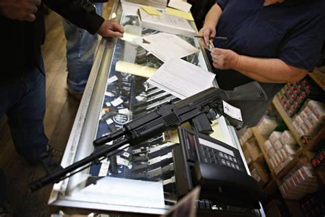 Gun Background Check Black Friday Gun Buys Test Background Check System