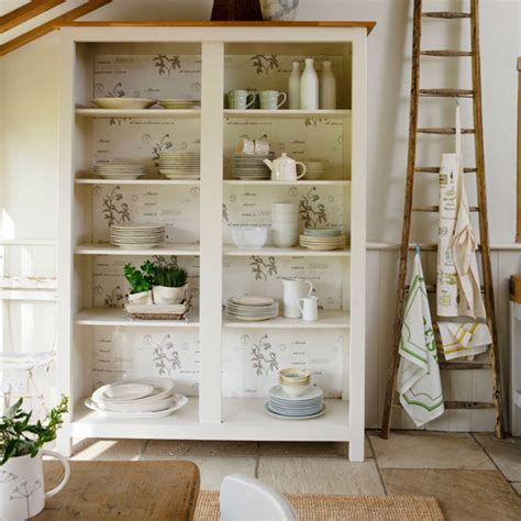 kitchen cabinet shelving systems best kitchen shelving ideas ideal home