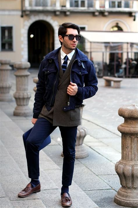 Modern Mug 16 men s winter outfits combinations for office work
