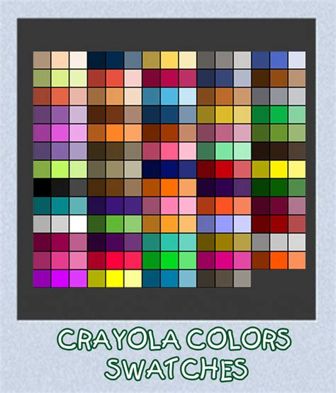 crayola skin color crayola colors by linkdb on deviantart