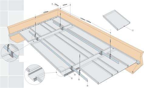 How To Install Ceiling Grid by Installing Grid Ceiling 171 Ceiling Systems
