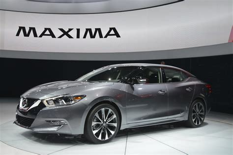 maxima nissan lastcarnews nissan s stunning all new 2016 maxima