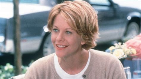 meg ryans hairstyle inthe movie youv got mail our fear of letting women be flawed has taken the magic