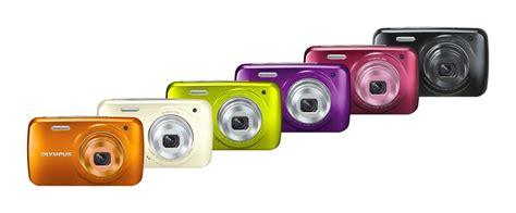 Kamera Olympus Vh 210 olympus olympus vh 210 farbenfrohe smart kamera mit stil