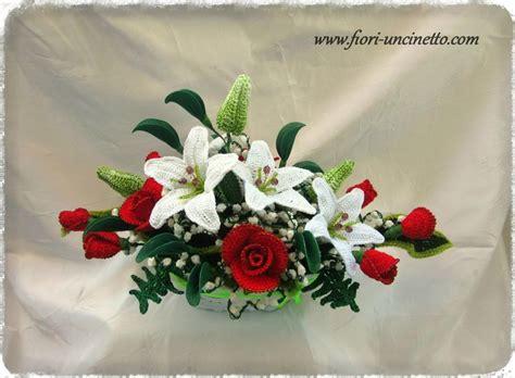 fiori crochet 67 best fiori all uncinetto crochet flowers images on