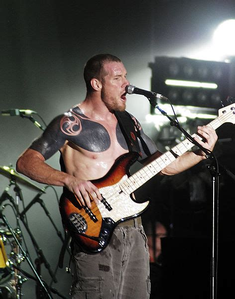 tim commerford tattoo top 100 bass players