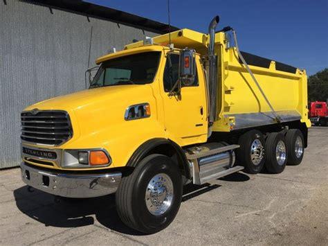 orlando truck 2007 sterling lt9500 dump truck in orlando fl usa