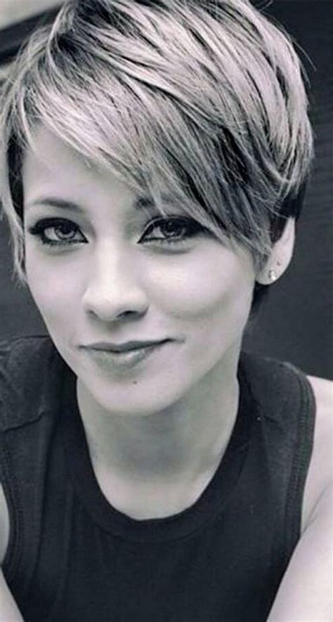 heavy bang pixie hairstyle 1239 best images about pixie cut on pinterest short