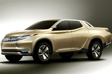 mitsubishi concept photos mitsubishi l200 triton v 5th 2015 from article