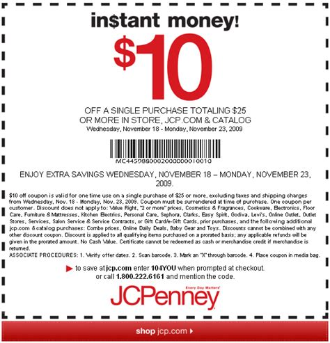 jcpenney in store printable coupons may 2015 jcpenney coupons march 2015 coupon for shopping