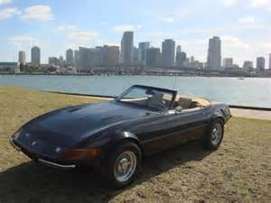 Daytona Miami Vice Daytona Spyder Replica For Sale Special Cars Replicars