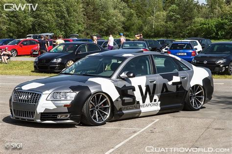 Audi A8 Tuning Bilder by Audi A8 D3 Tuning Tuning Pinterest