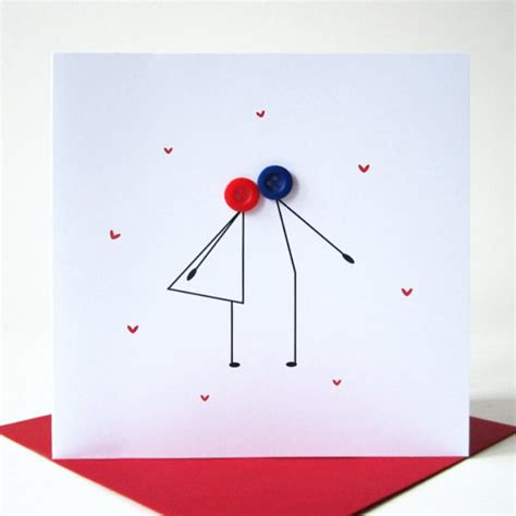how to make personalized cards simple valentines day ideas custom card