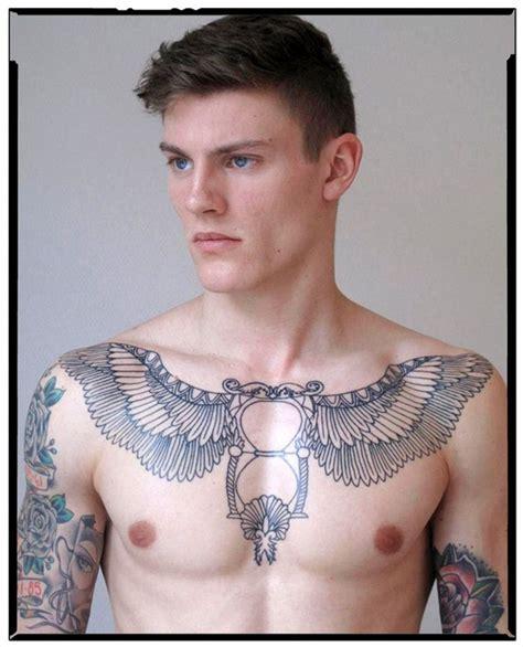 chest tattoo model 40 chest tattoo design ideas for men