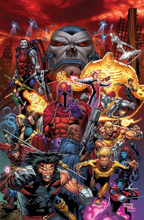 age of apocalypse story arc comic vine