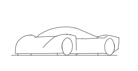 kid race car drawing how to draw a le mans race car junior car designer