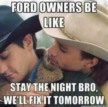 Funny Ford Memes - ford memes 19 hilarious ford truck jokes you can t help