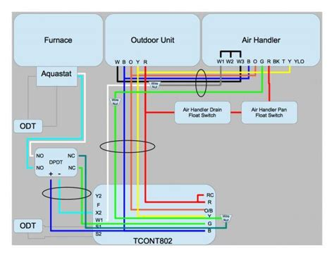 basic hvac wiring diagrams schematic basic free engine