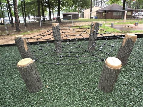 backyard nature products spider web climber cre8play