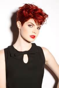 Messy haircuts for short hair women hairstyles for spring 2015
