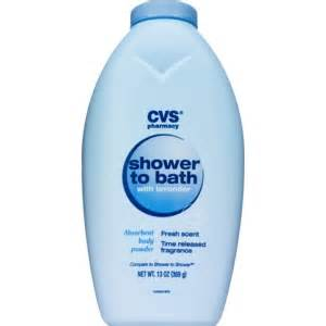 Shower To Shower Bath Powder cvs fresh scent shower to bath body powder with lavender
