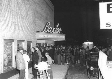 baxter theater in mountain home ar cinema treasures
